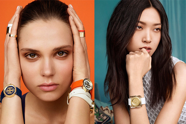 Lena Dunham Teams Up with Nasty Gal, Tory Burch Launches First Watch Collection and More