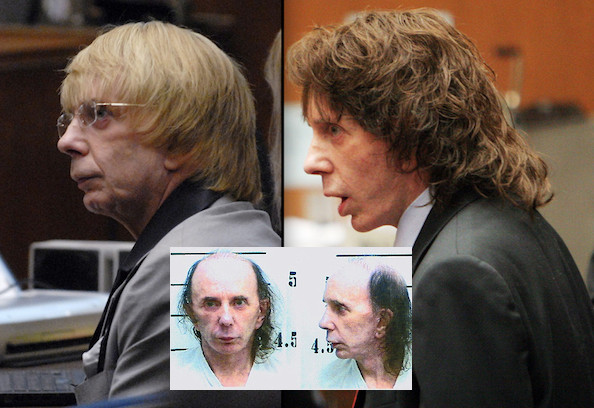 Phil Spector - Hollywood Wigs and Weaves - StyleBistro