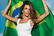 Alessandra Ambrosio: Brazil's Biggest Fan