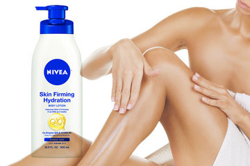 Current Obsession: Nivea Skin Firming Hydration Body Lotion with Q10