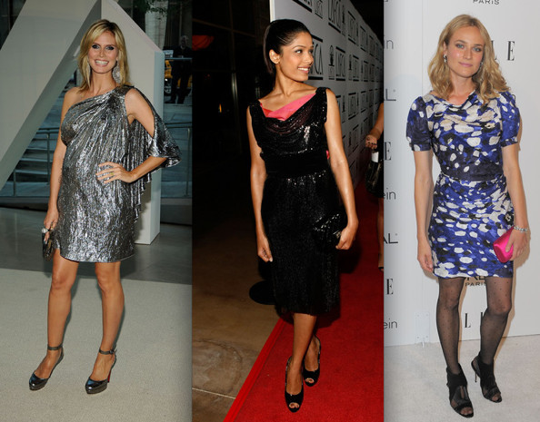 50 Best Dressed Celebrities of 2009
