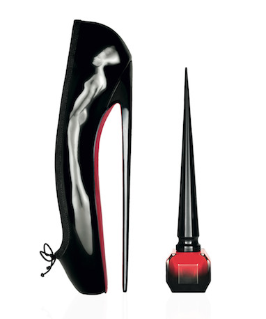 The Christian Louboutin Nail Polish is Everything You'd Imagine it Would be