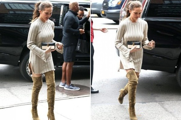 Look of the Day: September 29th, Chrissy Teigen