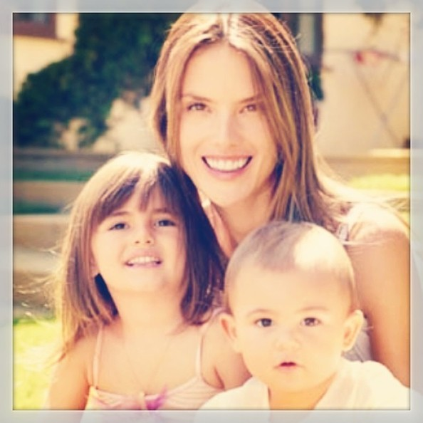 Alessandra Ambrosio Has the Cutest Babies