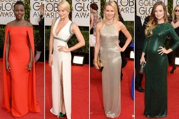 The 10 Best Dressed at the 2014 Golden Globes