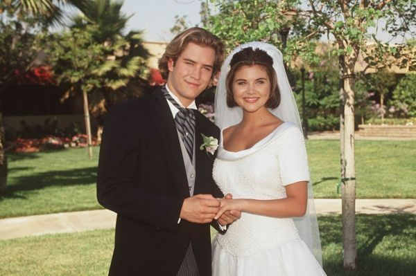 'Saved by the Bell' - Memorable TV Wedding Dresses ...