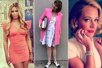 #FF: Five Stylish Emmy Nominees to Follow on Instagram