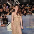 Kristen Stewart in Zuhai Murad  at 'The Twilight Saga: Breaking Dawn - Part 2' Premiere in Los Angeles