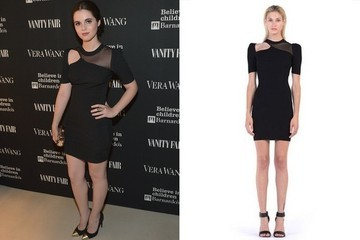 Found: Vanessa Marano's Sleek LBD