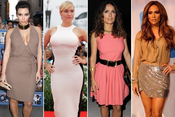 A Lesson in Style From Hollywood's Hottest Curves