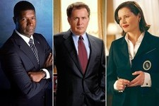 Best and Worst TV Presidents