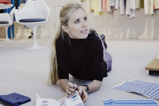 Laura Bailey Gets Her Own Accessories Collection for L.K. Bennett