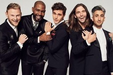 Season 2 Of 'Queer Eye' Explores The Fab Five's Flaws