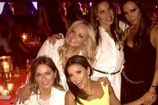 The Spice Girls Reunite at David Beckham's 40th Birthday Bash