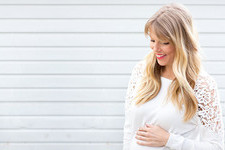 Style the Bump: Smitten Studio's Sarah Sherman Samuel