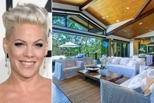 Pink is Selling Her $14 Million Malibu Mansion