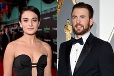 Jenny Slate and Chris Evans Have Broken Up Once Again