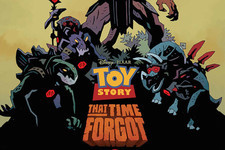 Here's the First Poster for 'Toy Story That Time Forgot'