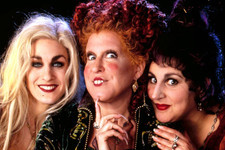 The 'Hocus Pocus' Witches Are Headed to Disney World to Put a Spell on You