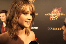 Jennifer Lawrence Gives Another Awesome Red Carpet Interview at Cannes