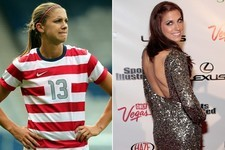 Can You Tell The Difference Between a Supermodel and a Pro Athlete?