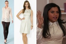 Get the Looks From Last Night's 'The Mindy Project' and 'New Girl'