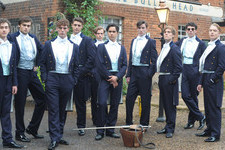 Hang Out with the Worst People Ever in 'The Riot Club'