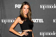 Alessandra Ambrosio Is a 'Top Model'