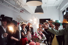A Moody, Modern Kentucky Derby Party