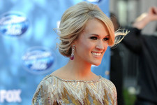 Carrie Underwood's Girl-Next-Door Chic
