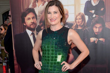 Kathryn Hahn's Striking Dress