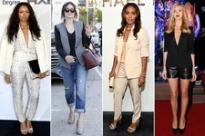 Who Has the Best Blazer Outfit?