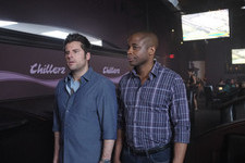 'Psych' Exclusive Video: Shawn and Gus Enjoy a Couples Massage