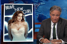 Jon Stewart Just Accurately Summed Up What It's Like Being a Woman in America