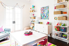 These Kids' Playroom Ideas Are the Definition of Fun