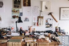 Make Space: A Weaving Studio in the English Countryside