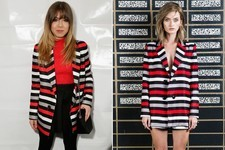 Found: Jennette McCurdy's Striped Jacket