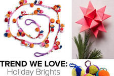 Trend We Love: Holiday Brights