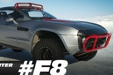 The Latest 'Fast 8' Pics Make It Look Like 'Mad Max' on Ice