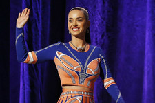 Katy Perry Preps for the Super Bowl