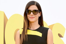 Look of the Day: Sandra Bullock Strikes Again