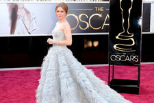 Oscar de la Renta's Most Memorable Red Carpet Moments