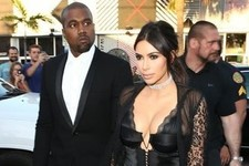 Stylish Celebrity Couples: Kim and Kanye