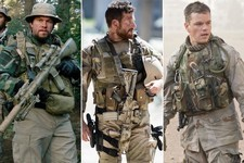 Actors Playing Real Military Heroes