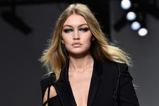 Gigi Hadid's Most Stunning Runway Looks