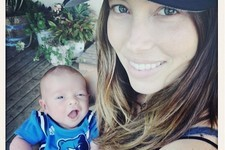 Justin Timberlake and Jessica Biel Share the First Picture of Adorable Baby Silas