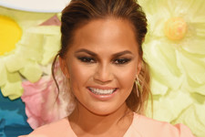 Chrissy Teigen Is 'Glass-Slipper-Ready'