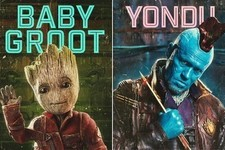 Check Out Cool New 'Guardians of the Galaxy Vol. 2' Character Posters