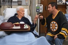 Adam Sandler and Bob Barker Revisit Their Famous 'Happy Gilmore' Feud