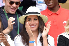 Royal Style At Wimbledon